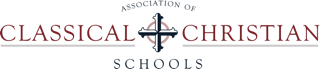 association of classical christian schools logo
